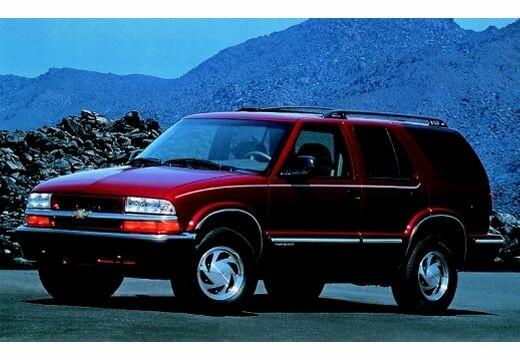 Chevrolet Blazer 1995-2004