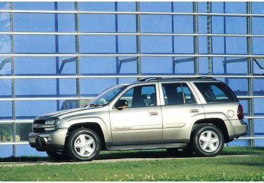 Chevrolet Trailblazer 2002-2003