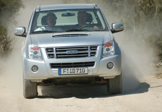 Isuzu D-Max 2007-2010