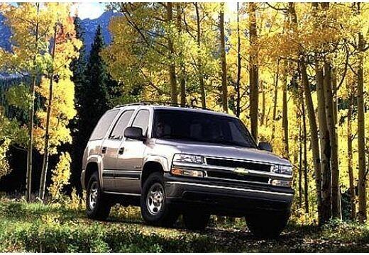 Chevrolet Tahoe 2000-2003