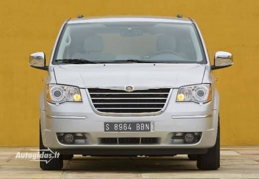 Chrysler Town & Country 2007-2010
