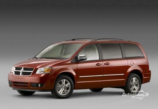 Dodge Grand Caravan 2008-2010