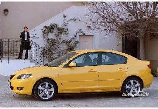 Mazda 3 2004-2006