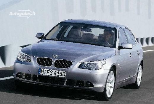BMW 525 2004-2007