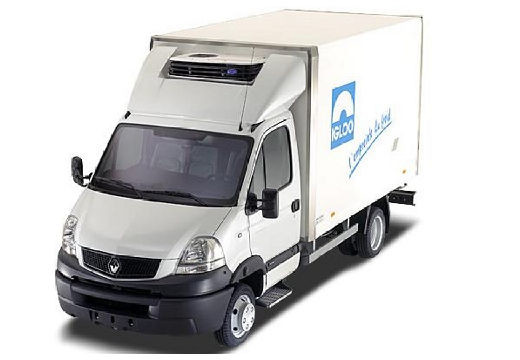 Renault mascott 2007-2008