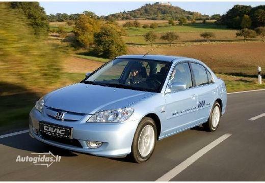 Honda Civic 2004-2005