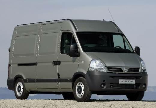 Nissan Interstar 2008-2012