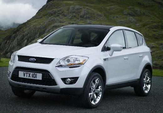 Ford Kuga 2009-2010