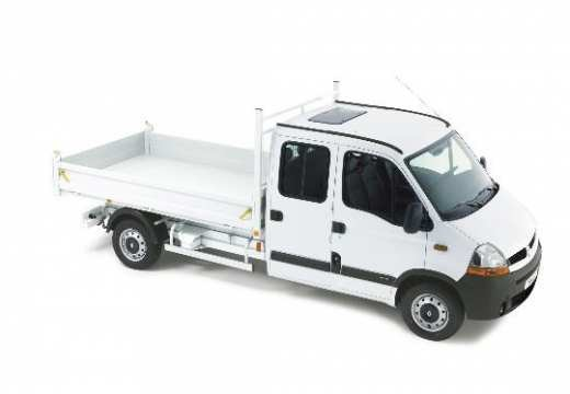 Renault Master 2009-2011