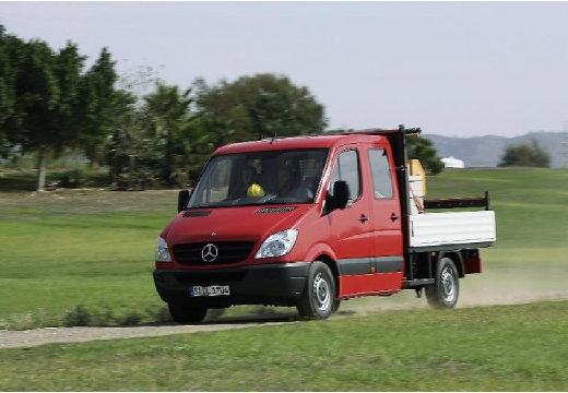 Mercedes-Benz Sprinter 2009-2011