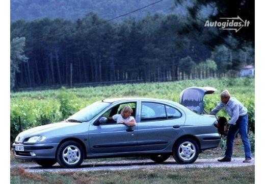 Renault Megane 1997-1999