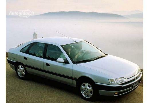 Renault Safrane 1995-1996