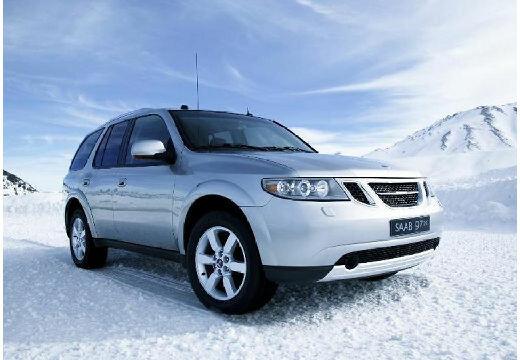 Saab 9-7X 2008