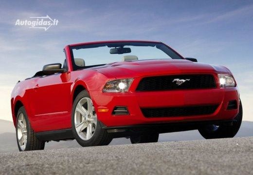 Ford Mustang 2009-2010