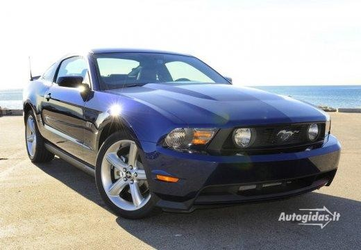 Ford Mustang 2009-2011