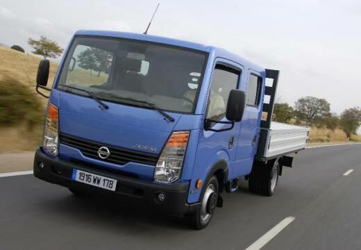 Nissan cabstar 2009-2011