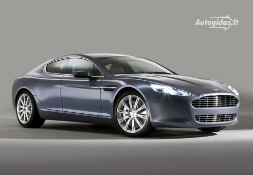 Aston Martin Rapide 2010-2010