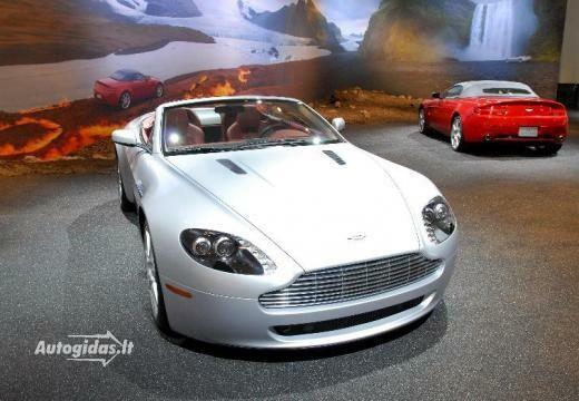 Aston Martin Vantage 2009-2010