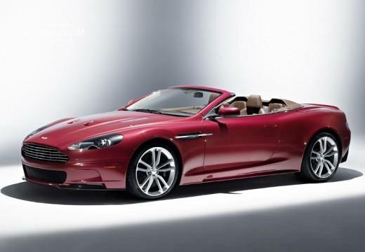 Aston Martin DBS 2009-2010