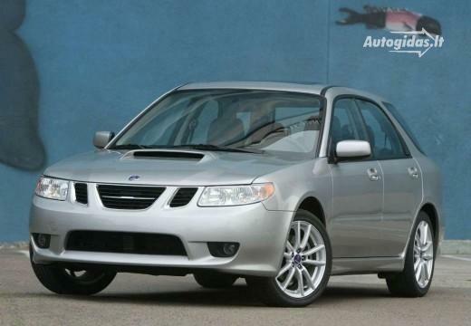 Saab 9-2X 2005-2006