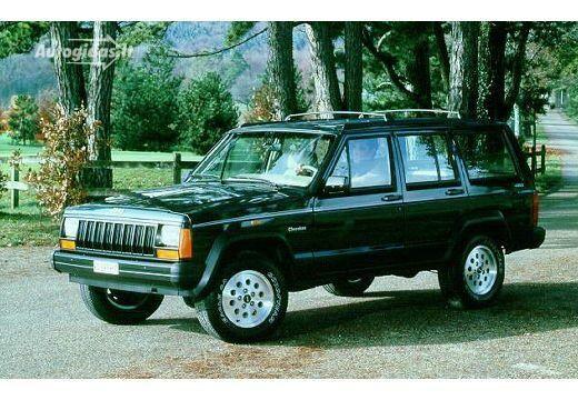 Jeep Cherokee 1988-1989