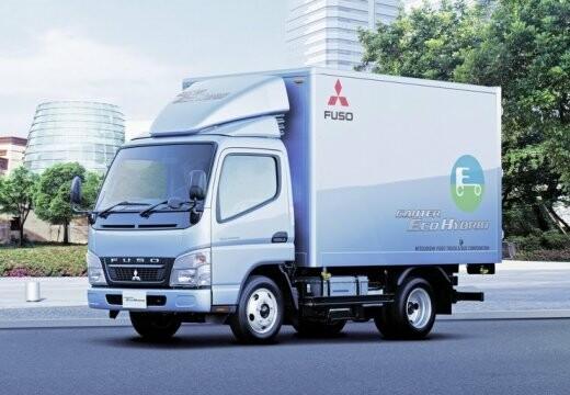 Mitsubishi Canter 2010-2011