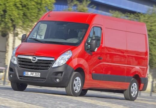 Opel Movano 2010-2012