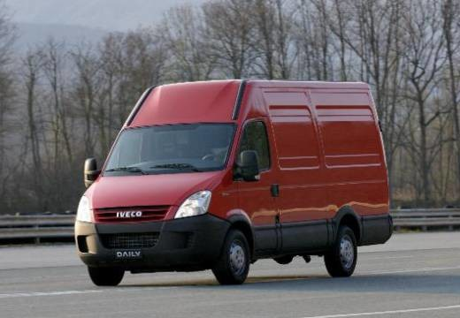 Iveco Daily 2010-2011