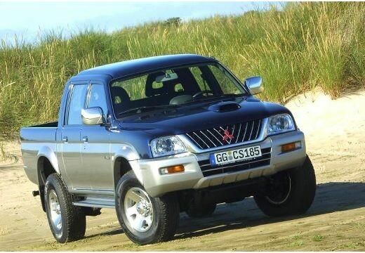 Mitsubishi L200 2003-2004