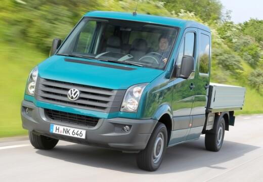 Volkswagen Crafter 30 TDI 2011 - Reviews | Autogidas lt