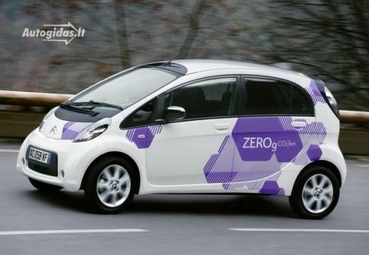 Citroen c-zero 2011
