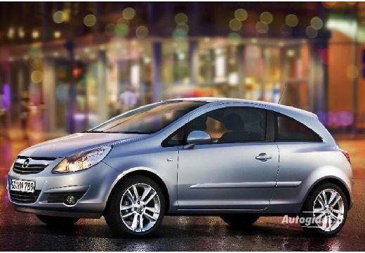 Opel Corsa 2010-2011