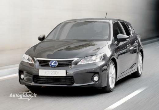 Lexus CT 2010-2011