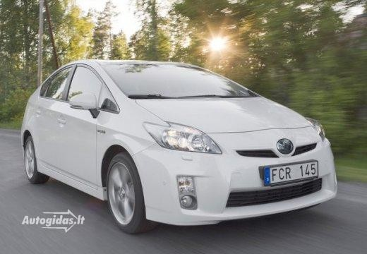 Toyota Prius 2010-2011