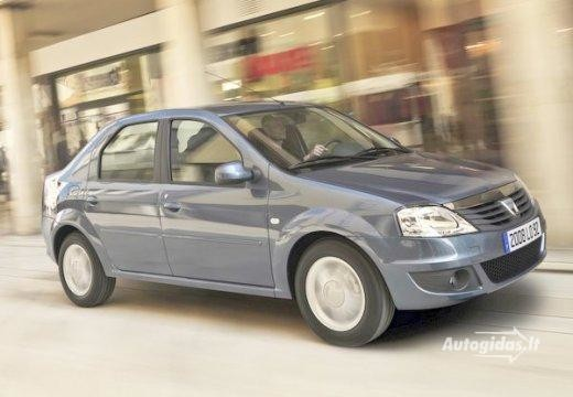 Dacia Logan 2010-2012