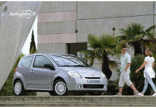 Citroen C2 2005-2007
