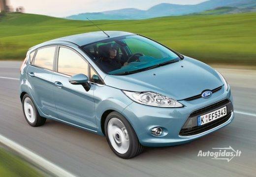 Ford Fiesta 2010-2011