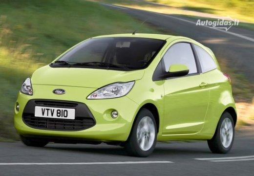 Ford KA 2010-2011