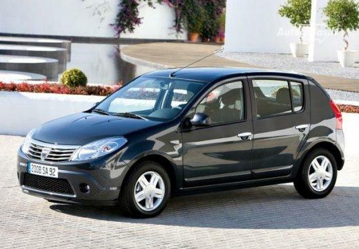 Dacia Sandero 2010-2012