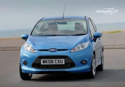 Ford Fiesta 2010-2013