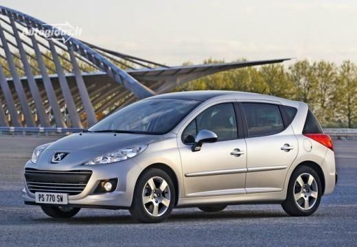 Peugeot 207 2011-2012
