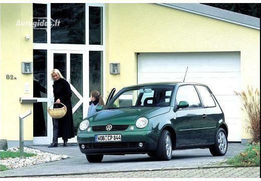 Volkswagen Lupo 1999-2002
