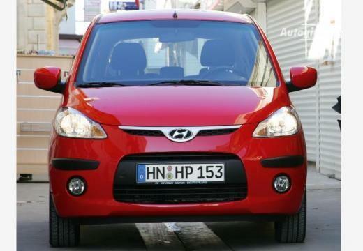 Hyundai i10 2008-2011