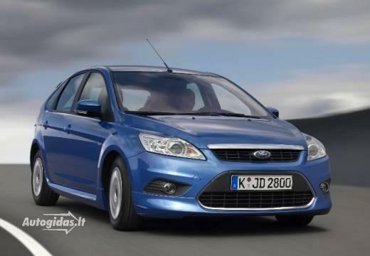 Ford Focus 2008-2009