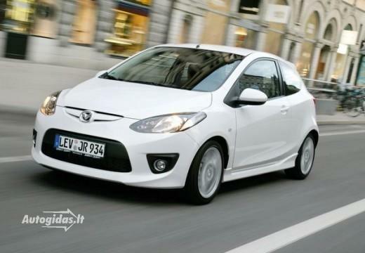 Mazda 2 2008-2009