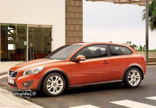 Volvo C30 2011-2012