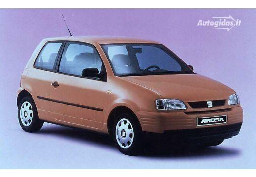 Seat Arosa 1997-2000