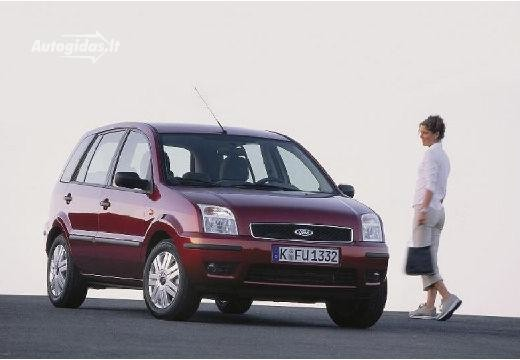Ford Fusion 2002-2005