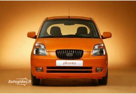 Kia Picanto 2006-2008