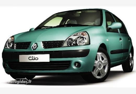 Renault Clio 2007-2008